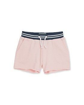 Sovereign Code - Girls' Liz Striped-Waist Shorts - Little Kid, Big Kid