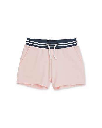 Sovereign Code - Girls' Liz Striped-Waist Shorts - Little Kid, Big Kid