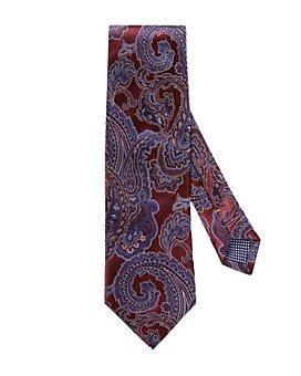 Eton - Paisley Silk Classic Tie