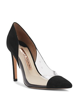 Sophia Webster - Women's Daria 100 Pointed-Toe Pumps