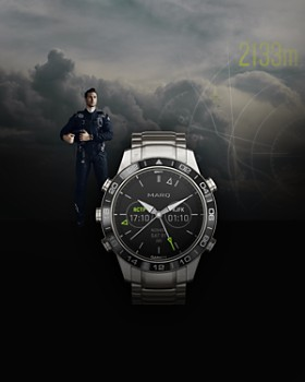 Garmin - MARQ Aviator Watch, 46mm