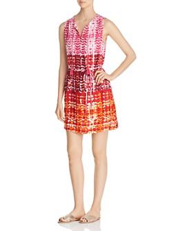 BeachLunchLounge - Tie-Dye Dress