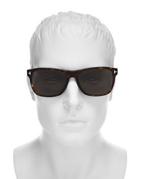 Tom Ford - Men's Classic Polarized Square Sunglasses, 59mm