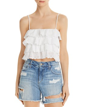 Show Me Your MuMu - Nina Crop Top