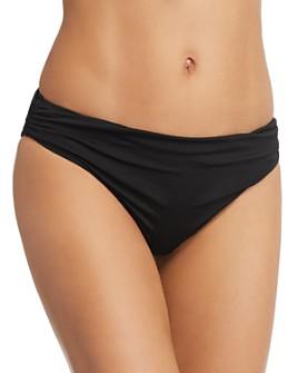 Stella McCartney - Draped Classic Bikini Bottom