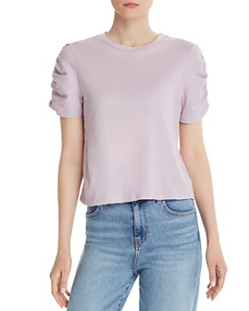 COMUNE - Woodstock Ruched Tee