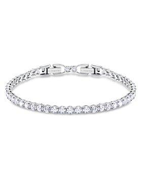 Swarovski - Tennis Round Deluxe Bracelet