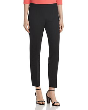 BOSS - Tiluna Side-Zip Pants