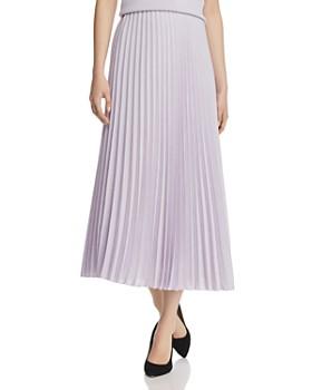 BOSS - Vemeta Pleated Skirt