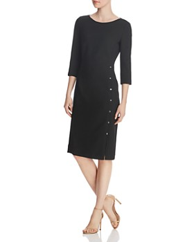 BOSS - Dikena Studded Sheath Dress - 100% Exclusive