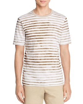BOSS - Tirch Marble Striped Jersey Tee