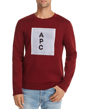 A.P.C. - Logo Graphic Sweatshirt