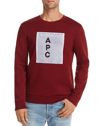 A.P.C. - Logo Graphic Sweatshirt