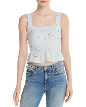 11781339f Women's Designer Tops, Shirts & Blouses on Sale - Bloomingdale's