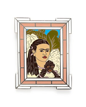 MoMA - Fulang-Chang and I by Frida Kahlo Pin
