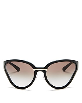 6a0093023ae8 Prada - Women's Wraparound Sunglasses, ...