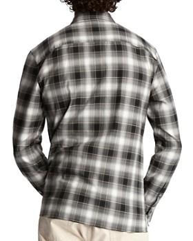 John Varvatos Collection - Plaid Slim Fit Shirt