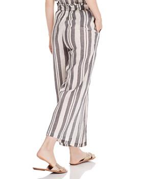 Joie - Sylar Striped Wide-Leg Pants