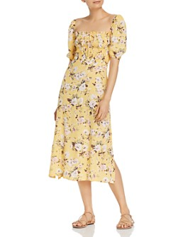 Faithfull the Brand - Majorelle Midi Dress