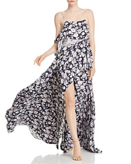Amur - Calia Floral Dress