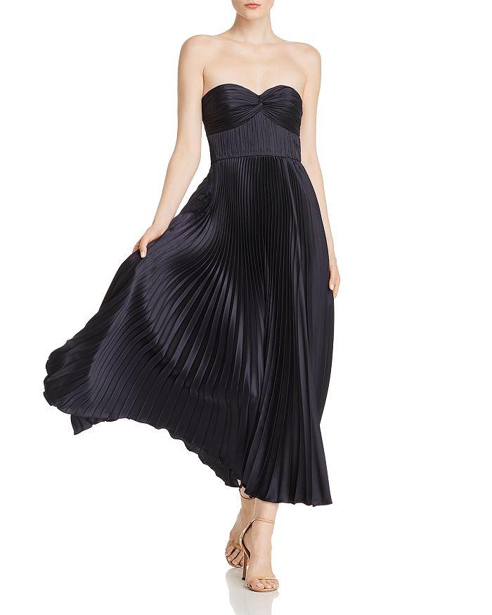 Amur - Belle Pleated Dress