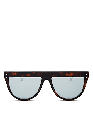 Fendi Women's Shield Sunglasses, 55mm