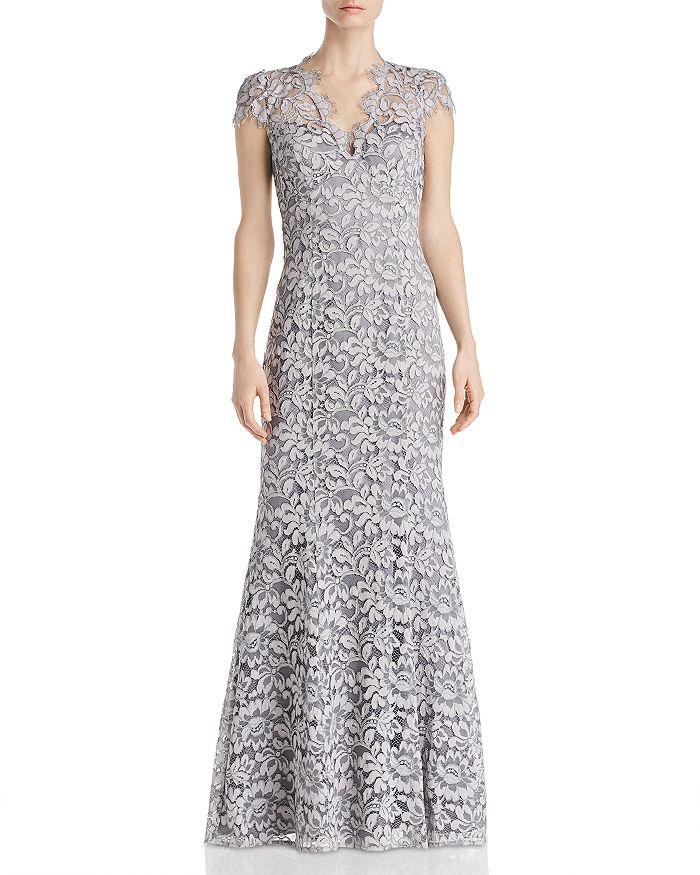 Eliza J - Floral Lace Gown