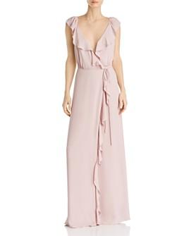 WAYF - Elise Wrap Gown