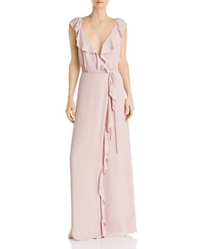 WAYF - Elise Wrap Gown