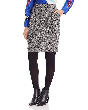 Max Mara - Rosita Wool Skirt