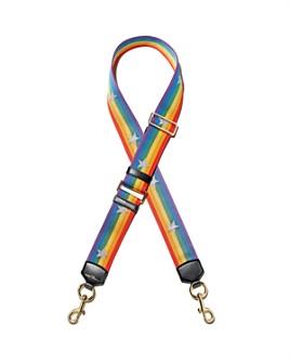 MARC JACOBS - Rainbow Star Handbag Strap