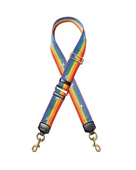 MARC JACOBS - Rainbow Star Handbag Strap