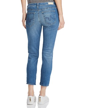 AG - Prima Crop Skinny Jeans in 18 Years Vacancy