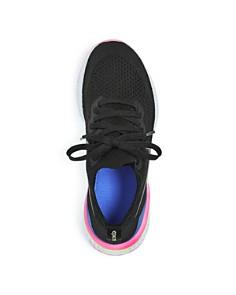 Nike - Girls' Epic React Flyknit Low-Top Sneakers - Big Kid