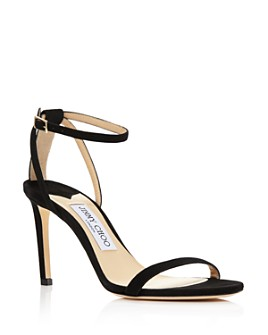 Jimmy Choo - Women's Minny 85 High-Heel Sandals