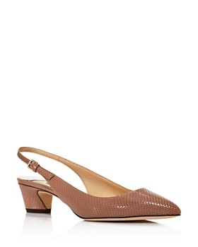 Jimmy Choo - Women's Gemma 40 Slingback Pumps