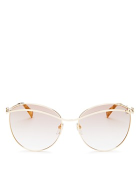 MARC JACOBS - Unisex Marc Daisy Aviator Sunglasses, 59mm
