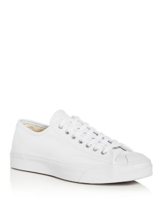 Jack Purcell Leather Low-Top Sneakers