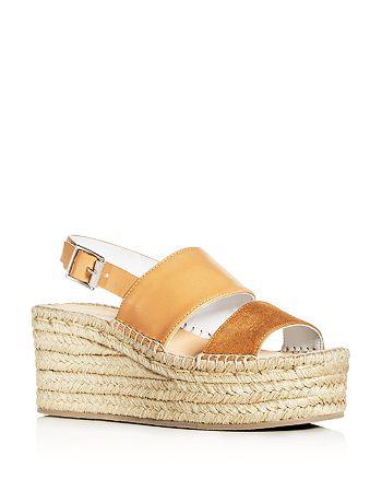 rag & bone - Women's Edie Espadrille Wedge Sandals