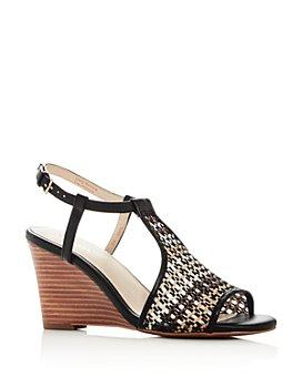 Cole Haan - Women's Maddie Open Toe Wedge Heel Sandals