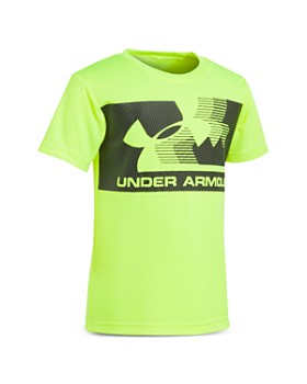 Under Armour - Boys' Fly By Tee - Little Kid