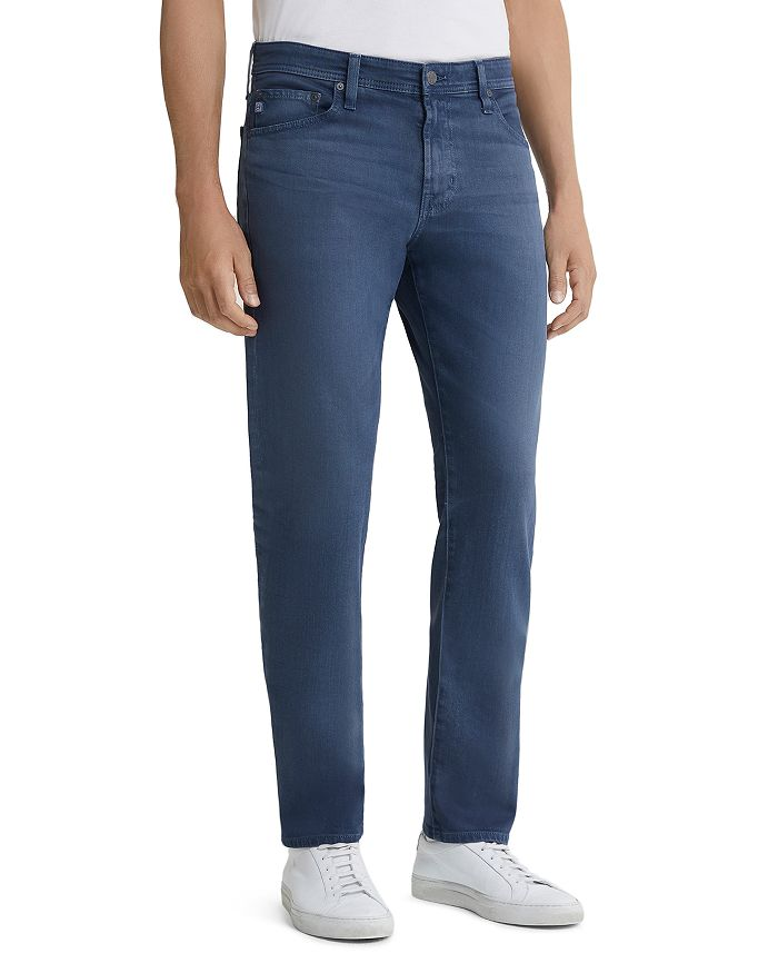 AG - Tellis Slim Fit Jeans in 7 Years Sodalite Blue