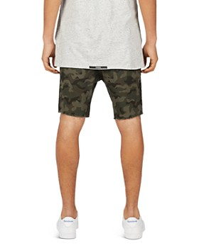 Zanerobe - Sureshot Camouflage-Print Slim Fit Cutoff Shorts