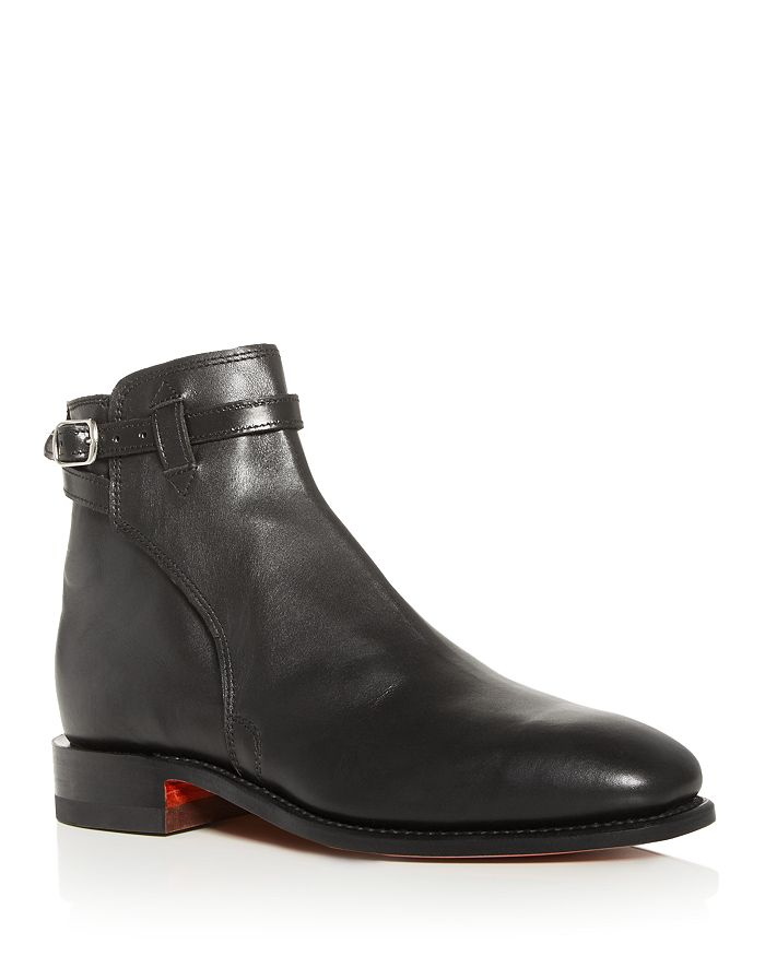 R.M. Williams - Men's Stockman's Leather Buckle Boots