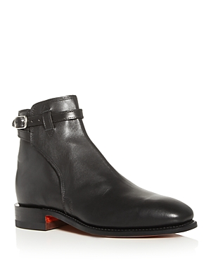 R.m. Williams Men's Stockman's Leather Buckle Boots