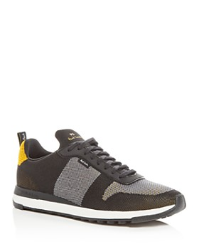 Paul Smith - Men's Rappid Recycled Knit Low-Top Sneakers