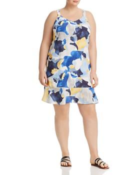 NIC and ZOE Plus - Sun Seeker Printed Dress