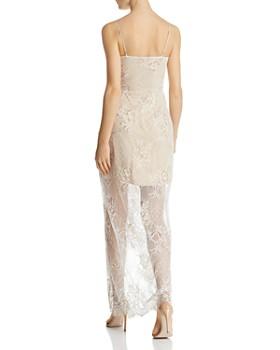 WAYF - Gwen Illusion Lace Dress