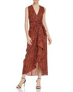 Ronny Kobo - Daphna Zebra-Print Maxi Dress