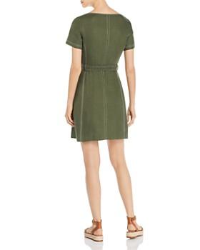 Tory Burch - Belted Linen Dress